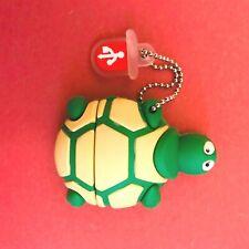 1 New Cute Novelty Tortoise, 16GB USB Flash Drive Memory Stick