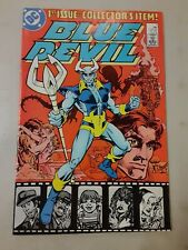 Blue Devil #1 DC Comics 1984