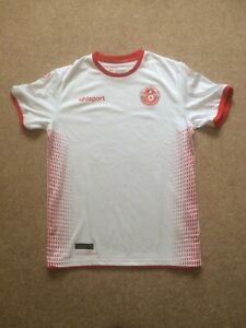 Tunisia Football Shirt Size Large