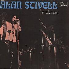 "12"" Alan Stivell a l 'OLYMPIA de Paris (progressive folk) 70`s Fontana Records"