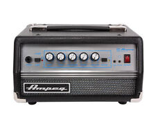 Ampeg Micro VR 200W Solid State 3 Band Bass Amp Head Used PROAUDIOSTAR