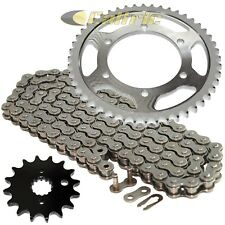 Drive Chain & Sprocket Kit Fits KAWASAKI GPz550 KZ550D KZ550H KZ550C LTD 550