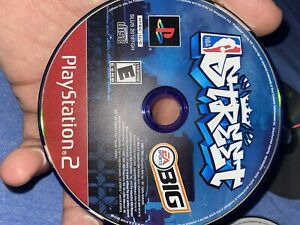 NBA Street (Sony PlayStation 2, 2001) PS2 - DISC ONLY Untested