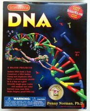 ScienceWiz DNA Science Experiment Kit Educational Learning Science & Discovery