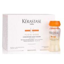 Kerastase Fusio-Dose Concentre Concentrate Oleo-Fusion 10x 12ml Hair Care NIB