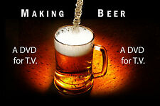 Beer How to DVD for TV. Learn Home Brewing.  Instructional.  DVD