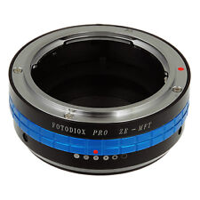 Fotodiox Pro Lens Adapter Mamiya 35mm (ZE) Lens to Micro Four Thirds
