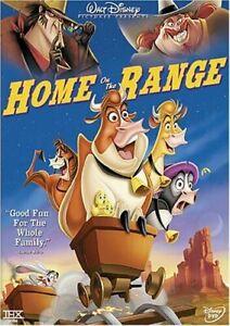 Home on the Range [DVD] [2004] [Region 1] [US Import]