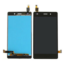 Glass Touch Screen LCD Display Digitizer Full Assembly For Huawei P8 Lite Black