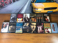 Audio Cassette Tapes bundle X 14 Phill Collins And More.