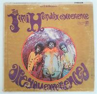 JIMI HENDRIX Are You Experienced LP Tri-Color Steamboat 1st Stereo RS6261 Canada