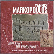 Markopoulos Giannis - Who pays the ferryman ΜΑΡΚΟΠΟΥΛΟΣ ΓΙΑΝΝΗΣ NEW CD