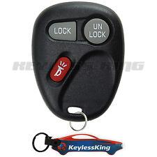 Replacement for Chevrolet Silverado 1500 2500 3500 - 2001 2002 1xt Remote