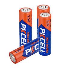 4 PCS LR6 1.5V AA Alkaline Single Use Batteries