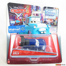 Disney Pixar Cars Kabuto Ninja as seen in Tokyo Mater - 2015 Walmart exclusive