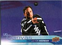 VICTOR HEDMAN 2016-17 Upper Deck Canvas #76 ($0.75 MAX SHIP)