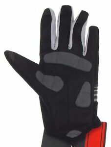 Bell Scorch 850 Cold Weather Cycling Gloves L XL Extra Large 3 Zone Padding