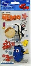 "Disney EK Success ""FINDING NEMO"" Dimensional Scrapbooking Stickers AB-15"
