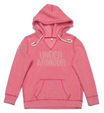 UNDER ARMOUR Women's Cotton Blend Cold Gear Hoodie/Hooded Sweatshirt S Loose