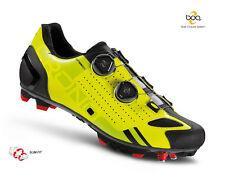 Zapatillas MTB CRONO CX2 Nailon Amarillo Fluo/ Shoes CX2 Yellow Fluo
