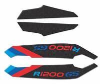 Adesivi 3D Protezioni Laterali e Puntale compatibili con BMW GS R 1200 2016