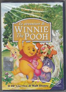 Walt Disney: Le avventure di Winnie the Pooh DVD in Italiano Ologramma rettan...