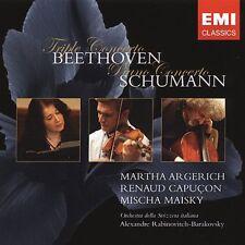 Mischa Maisky, Ludwig van Beethoven - Triple Concerto [New CD]