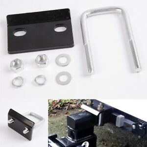 Adjustable Hitch Tightener Anti Wobble for Trailers Cargo Carrier Hauling Tow