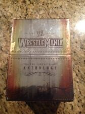 WWE WrestleMania - The Complete Anthology 1985-2006 (DVD,2006,22-Disc Set)NEW