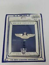 Vintage NS Meyer Insignia Senior Aircrew Pin Eagle NIP NEW US Air Force