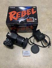 Canon EOS Rebel T3i/EOS 600D 18.0MP Digital SLR Camera-Black (With EFS 18-55mm)
