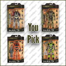 Halo The Spartan Collection Wave 2 - Emile, Jerome, Gungnir, Mk V [B] - You Pick