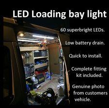 Citroen Berlingo & Peugeot Partner 2 Van Rear Interior LED Loading bay Light Kit