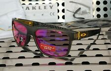 1e32180484 New Oakley CROSSRANGE Tour de France 9361-1857 Sunglasses Gray Smoke  Prizm  Road