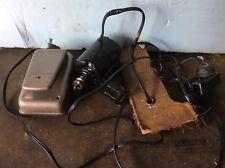 Vintage Mercury Sewing Machine Pedal Cord Motor