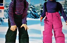 Mädchen SCHNEEHOSE Kinder Skihose Snowboardhose Gr.86/92 98/104 110/116 NEU