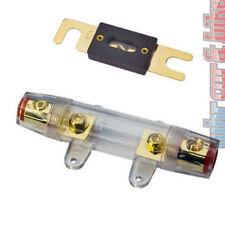 Sinus Live ANL Sicherungshalter SH-200 50mm² inkl. 300A Sicherung 24k vergoldet