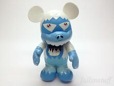 Vinylmation Disney Yeti Abominable Snowman Plush Doll Soft Vinyl 10""