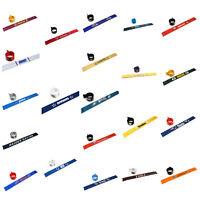 NFL Football Slap Bracelet Wrist Band Two Bracelets Choose Your Team