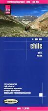 Spanische Reiseführer & Reiseberichte über Chile