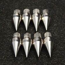 Nickle Speaker Spike, Stand Foot, Speaker Cone, Isolation Spikes Set of 8