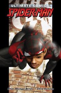ULTIMATE COMICS SPIDER-MAN VOL.2: SCORPION BOOK NUEVO