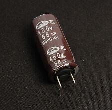 1X 68uf 450v Radial Electrolytic Capacitors 450v68uf 105℃