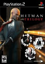 Hitman Trilogy PS2 New Playstation 2