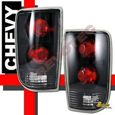 95-04 Chevy Blazer GMC Jimmy 96-01 Oldsmobile Bravada Black Tail Lights 1 Pair