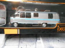 Airstream Excella Turbo 280 Motorhome 1981 Camper Camping Wohnmobil LKW IXO 1:43