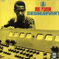 Duke Pearson - Dedication [New CD]