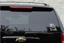 My idea of fast food deer hunting decal in 4 colors
