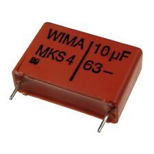 WIMA metallisierter poliestere canalizzatore mks4 63v 10uf 22,5mm 089836