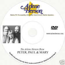 Peter, Paul & Mary  Interview  (30 Minutes)  DVD